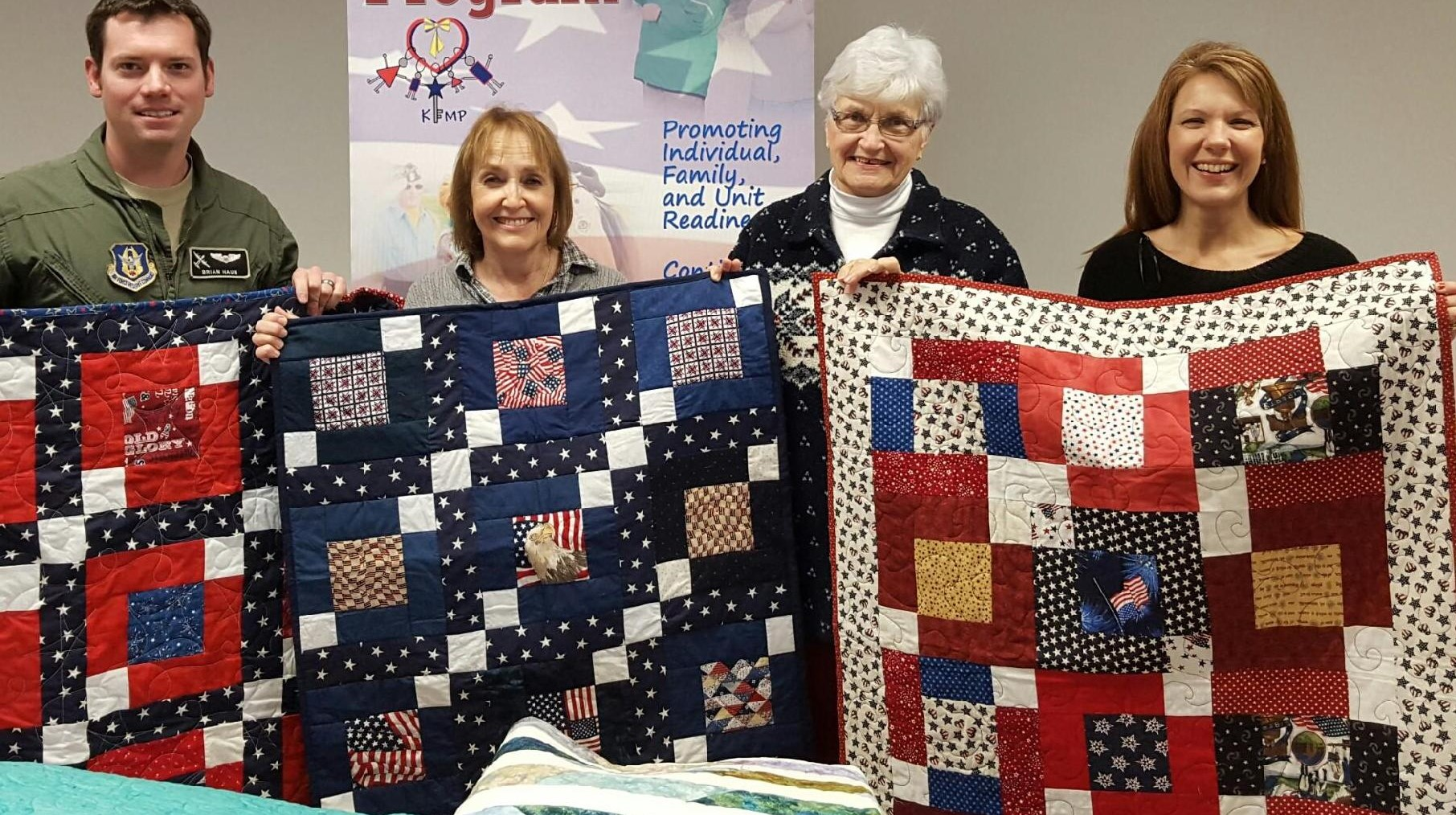 Quilts For the Troops