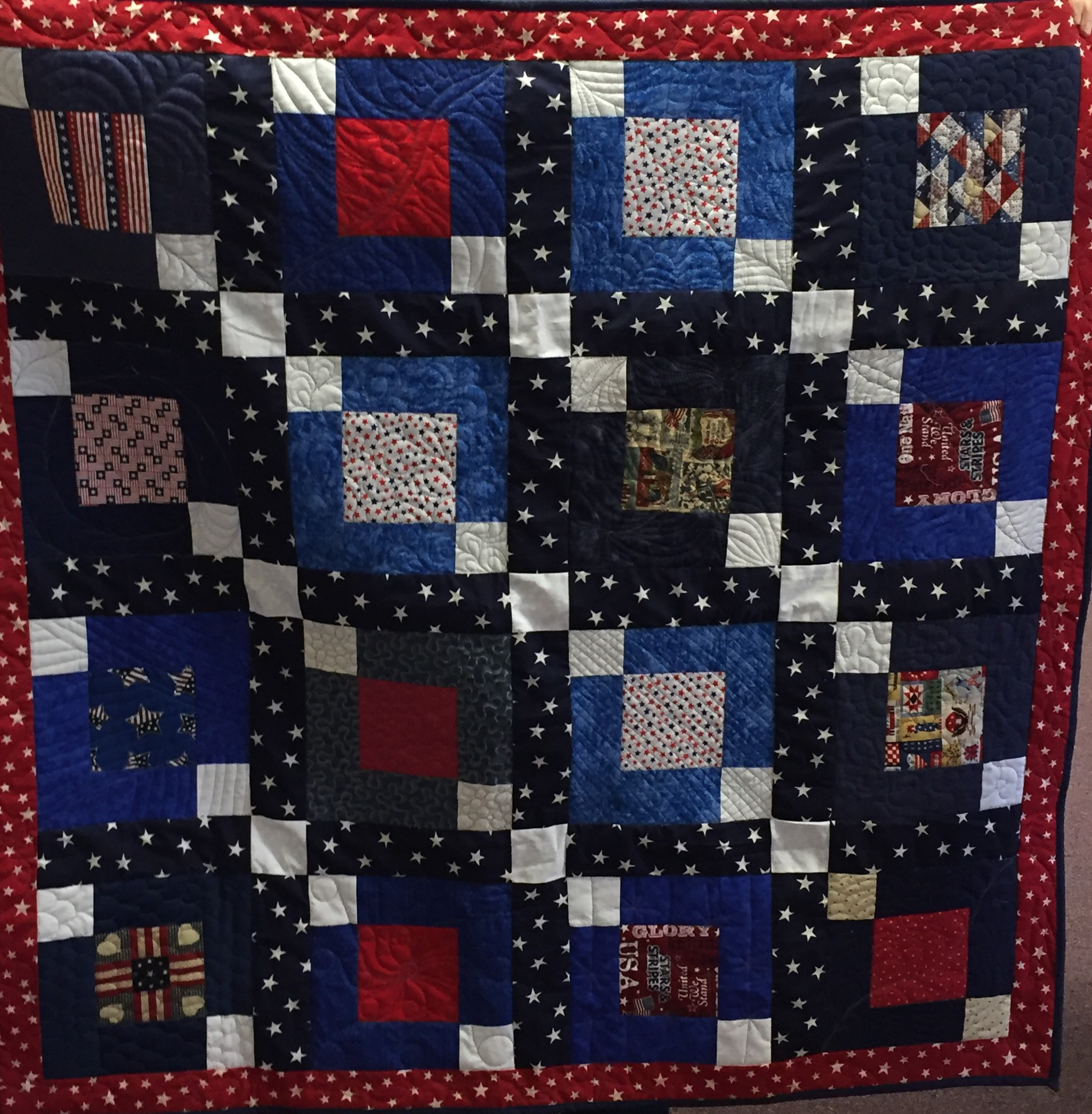 quilts for Troops NF base