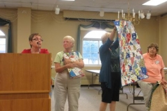 Paula-nd-Diane-made-charity-quilts-together
